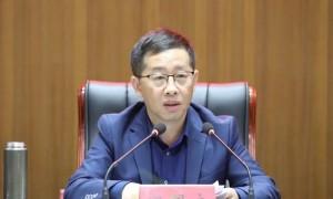 郑国良主持召开玉山县生态环境问题排查整改调度推进会