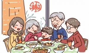 【文明礼仪线上教育引导】家庭礼仪篇