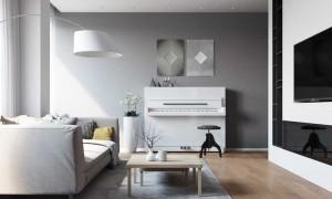 将房子装修成高级灰风格是一种怎样的体验?