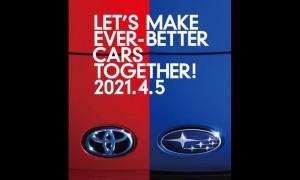 或为全新86?丰田将于4月5日发布新车